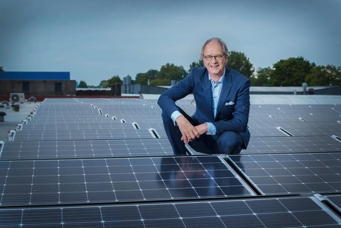 Paul Stassen: ,,We moeten maximaal energie opwekken en maximaal delen.''