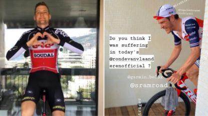 """Monaco-boys Stuyven en Wellens hopen hard op een alternatieve kalender: """"Met mooi najaar kunnen we onze sport redden"""""""