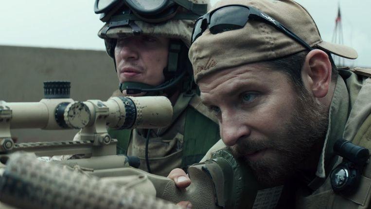 American Sniper (2014) 33.953.737 keer gedownload in 2015 Beeld