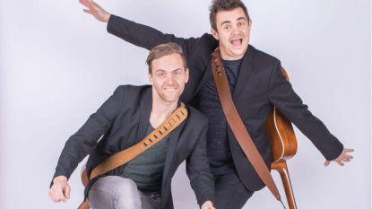 Bram & Lennert te gast op driekoningenfeesten Don Jo