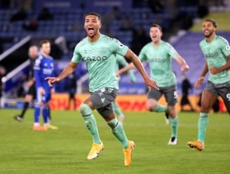 Leicester City en Tielemans lijden thuisnederlaag tegen Everton