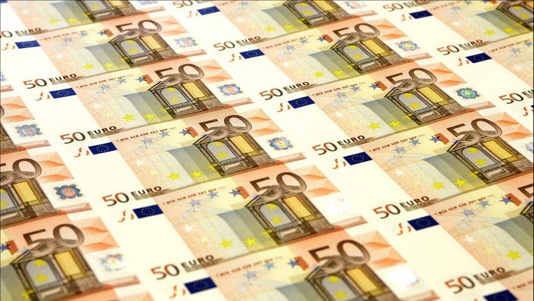 Volgens het CBS had in 2012 de rijkste 1 procent van Nederland (74 duizend huishoudens) 273 miljard euro vermogen. Beeld anp