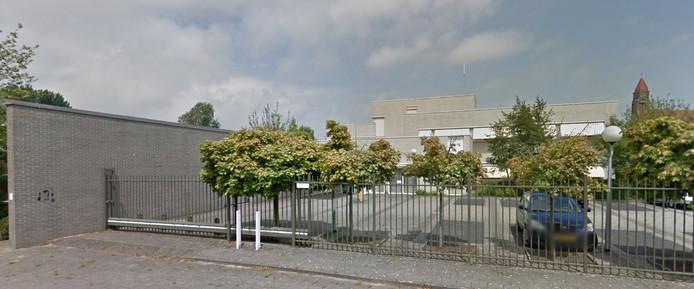 Het pand aan de Meidoornlaan in Roosendaal.