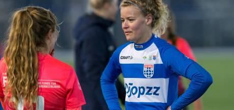 PEC Zwolle Vrouwen sluit seizoen in stijl af met zege bij PSV