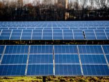 Plan voor 4854 zonnepanelen in weiland aan Griftdijk in Heerde
