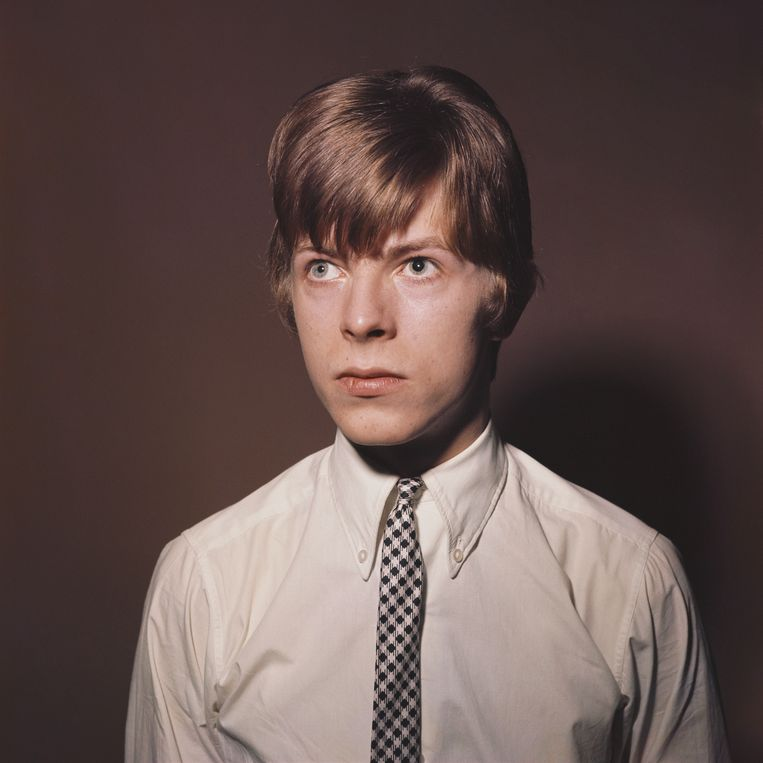 De muzikale periode van Utopia Avenue draait onder andere om de dan piepjonge David Bowie. Beeld Redferns / Getty Images