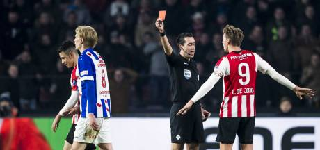 PSV trekt de integriteit van arbiter Higler in twijfel