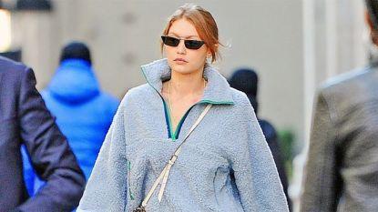 De fleece is plots een hip kledingstuk maar uitvinder vergat patent aan te vragen
