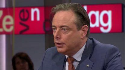 """De Wever zet Vlaamse regering niet op spel, """"maar het wordt niet evident"""""""