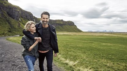 """Sean Dhondt: """"Ik kwam net uit een scheiding, maar met Allison wou ik dat trouwen nog een keer proberen"""""""
