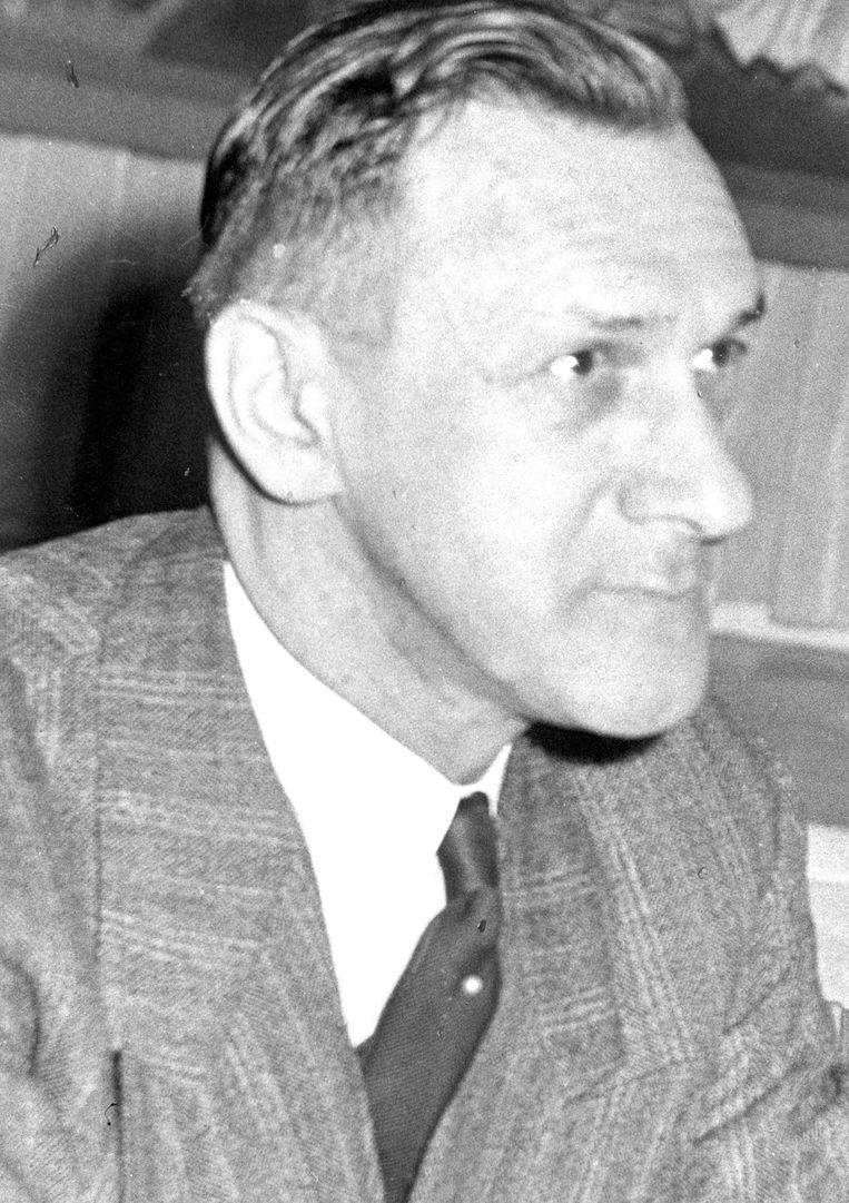 Marcel Louette werd als held ingehaald, maar verdween snel in de annalen van de geschiedenis. Beeld Hollandse Hoogte, Belga