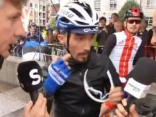 """Un journaliste belge agacé par l'attitude d'un confrère français: """"Merci les collègues de France Télévision!"""""""