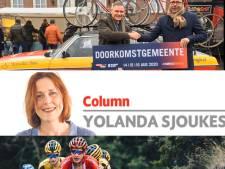 Vuelta in Brabant: laat die borden maar zitten