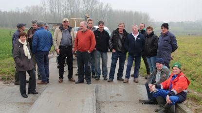 Boeren willen blokkerende tractorsluis weg