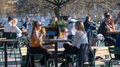 In deze Europese landen mogen terrassen, cafés en restaurants binnenkort terug open