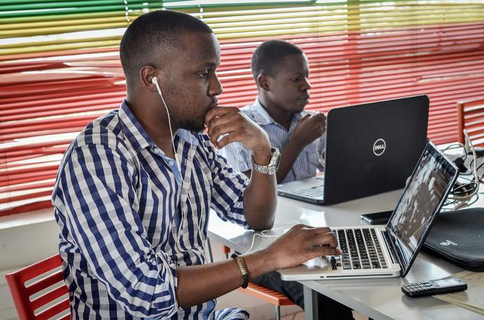 Tunga kan putten uit een pool van 250 ICT'ers in Egypte, Nigeria en Oeganda.