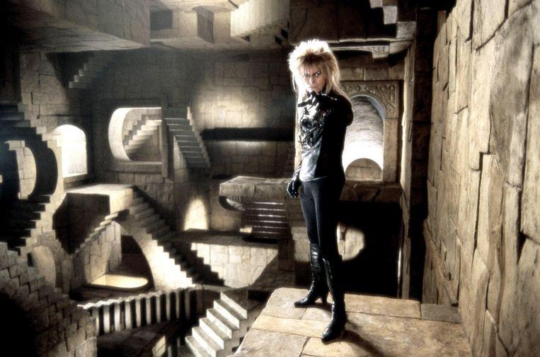 Labyrinth, 1986 Beeld