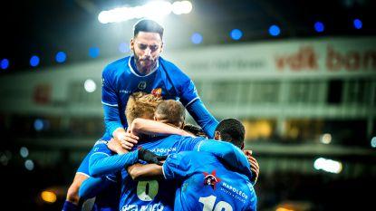Het jaaroverzicht per club (Gent en Charleroi): Buffalo's aan zichzelf verplicht om beker te winnen - Blijft Mazzu of blijft hij niet?