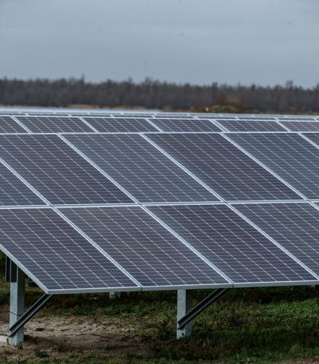 Realisatie groot zonnepark Lemelerveld stap dichterbij