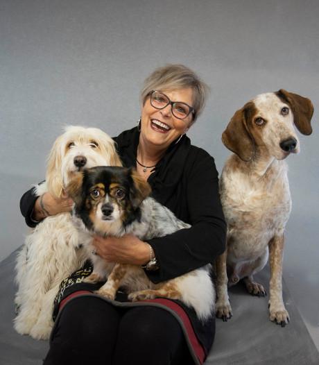 Jantien (54) is hondenfotografe: 'Ik probeer honden zo puur mogelijk te fotograferen'