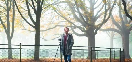 Ronald zoekt in zijn vrije uren naar het perfecte plaatje: 'De kleuren zijn interessant in de herfst'