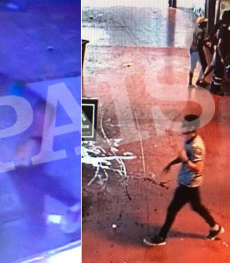 Nieuwe beelden van vluchtende terrorist in centrum Barcelona