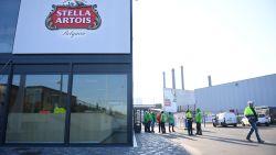 """Staking in brouwerijen en depots AB InBev: """"Tijd om lonen correct uit te betalen"""""""