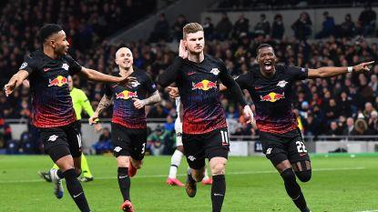 Tottenham doet slechte zaak: Alderweireld en co in eigen huis onderuit tegen sterk Leipzig