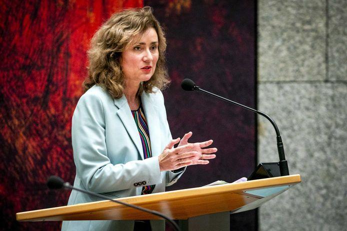 D66-Kamerlid Vera Bergkamp