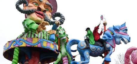 Raamsdonk past optocht aan: 'Grote wagens gaan niet passen'