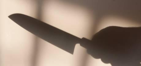 Vrouw mishandelt man met mes in woning Zevenbergschen Hoek