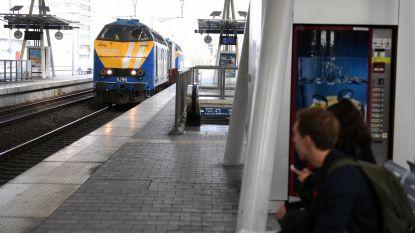 Belgische spoorwegennet in herfst- en wintermodus