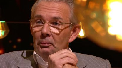 Peter Goossens krijgt persoonlijke boodschap van de koning, en hij is de laatste die het weet