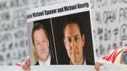 """Canada """"teleurgesteld"""" na beschuldiging van spionage door China"""