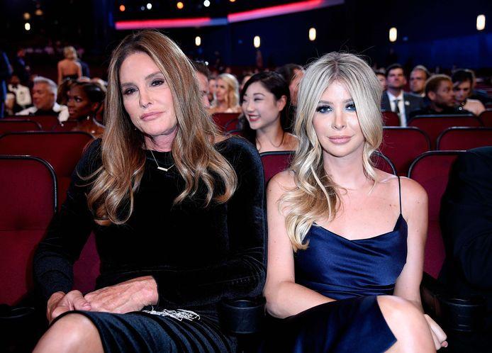 Caitlyn Jenner en Sophia Hutchins verschenen in juli van dit jaar samen op de ESPY Awards in Los Angeles.