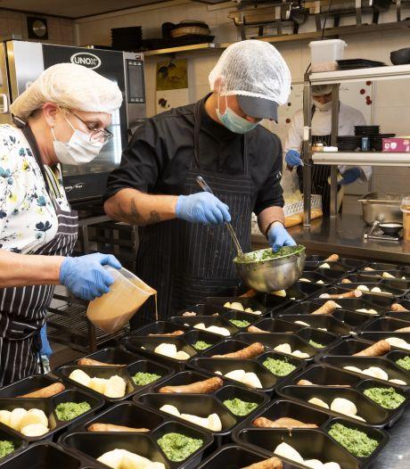 Kwetsbare Brummenaren krijgen voor het laatst gratis eten: 'Iemand een keuken in de aanbieding? Welkom!'