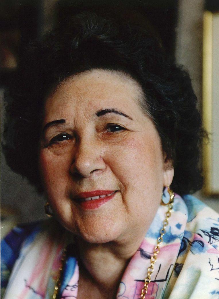 Mary Servaes, alias de Zangeres zonder naam Beeld Hollandse Hoogte /  ANP