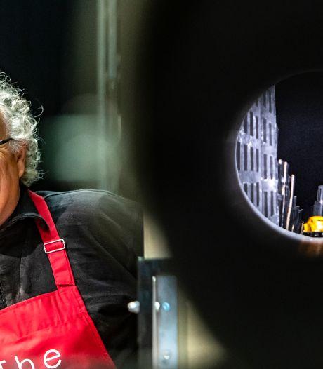 Eenpersoonstheater uit een koker is het antwoord van TamTam in Deventer op coronaregels