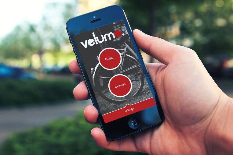 De Velumo-app.