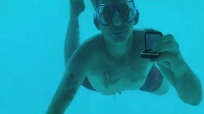 """""""Je hebt mijn antwoord nooit kunnen horen"""": Kenesha doet hartverscheurend verhaal nadat vriend sterft tijdens aanzoek onder water"""