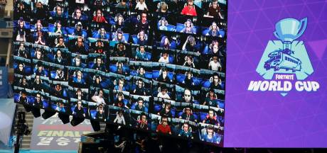 Geen offline Fortnite-toernooien in 2021, dus óók geen WK
