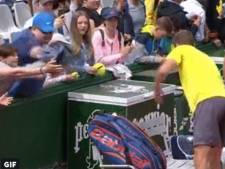 On tient déjà le pire spectateur de l'édition 2019 de Roland-Garros