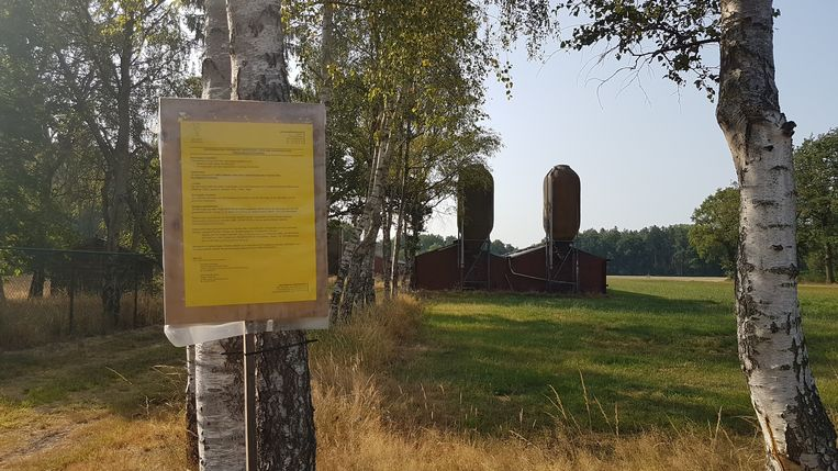 Het openbaar onderzoek voor de grote kippenstal op de site aan de Oude Baan loopt tot 9 augustus.