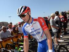 Ook Fransman Delage naar het ziekenhuis na val in Ronde van Polen