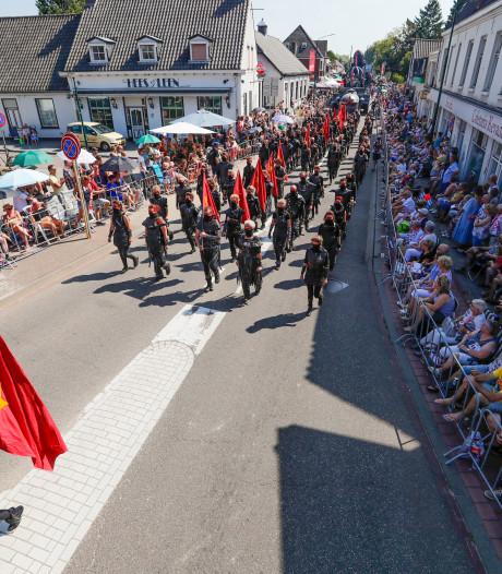 Bouwplaatsen Brabantsedag in Heeze beveiligd met camera's