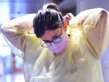 À Liège, on redoute une hausse des hospitalisations