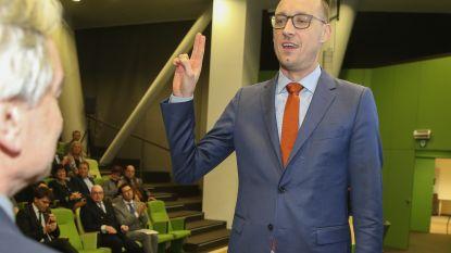 Burgemeester Sint-Martens-Latem, De Pinte en Nazareth leggen eed af
