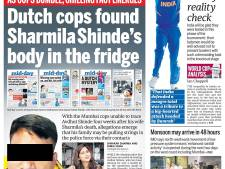 India in de ban van gevluchte Avdhut die zijn vrouw Sharmila om het leven zou hebben gebracht
