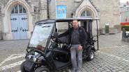 Volg gebedsommegang per golfkarretje