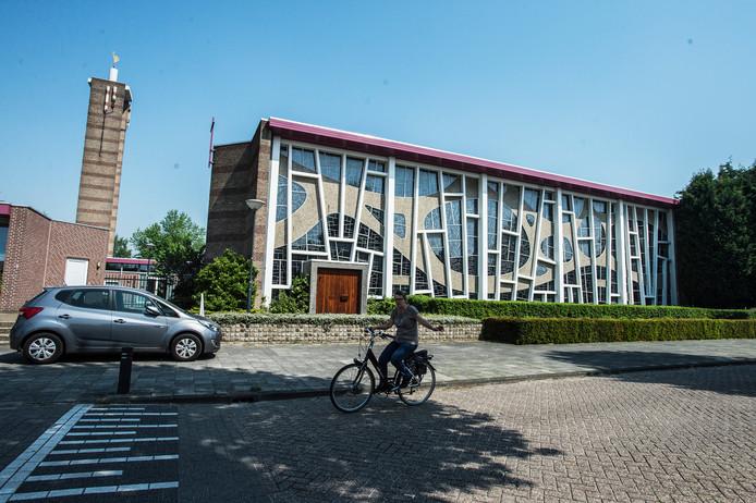 De Antoniuskerk in Waalwijk